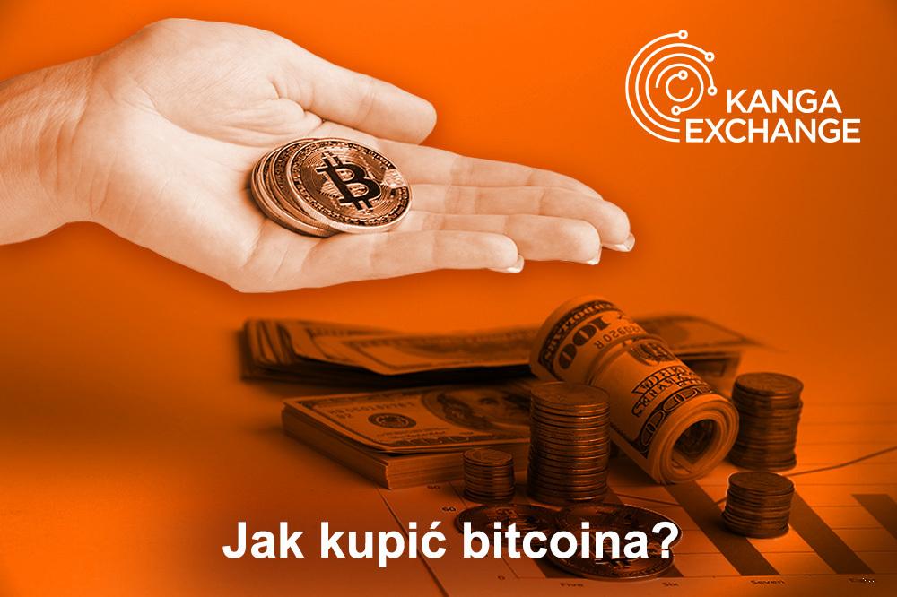 Jak kupić bitcoina?